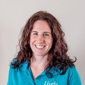 Sarah Gartside | Lively Physio Sydney